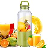PowCube Cup Holead Portable Juicer Blender Mini Juice Extractor Eletric Rechargeable Mixer with USB...
