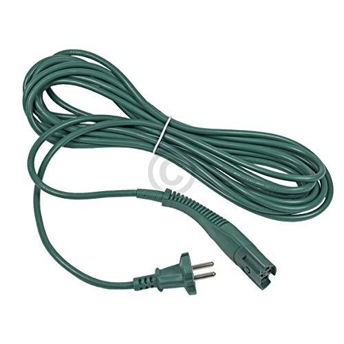Cable eléctrico de repuesto para Vorwerk Kobold VK130 y VK131, 7 m, cable de alimentación, cable de alimentación para aspiradora de mano, aspiradora de mano