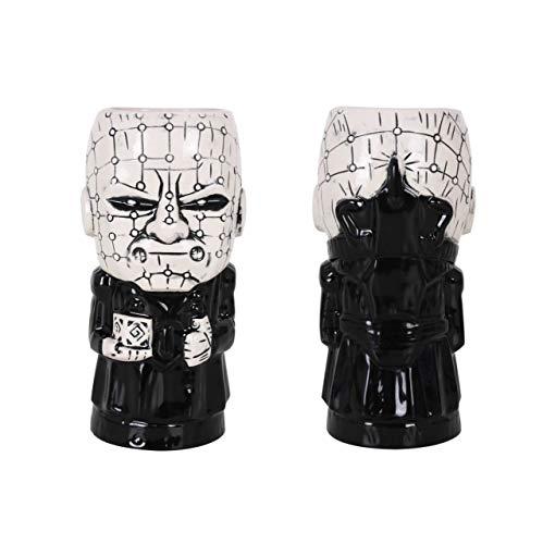 VIEJO VALLE Vaso Tiki cerámica - Vaso Copa Cóctel Tropicales Divertidos (Herman) 10x19cm / 62cl