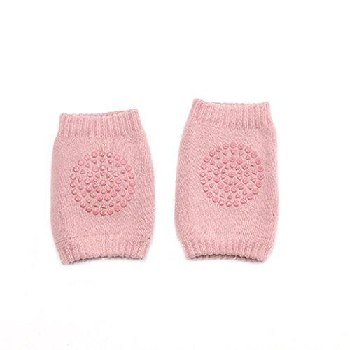 on brand DANDANdianzi Baby-Kind-Kleinkind Knieschützer Schutz-Beinschutz Kids Safety Krabbeln Knie Ellenbogen Schutz