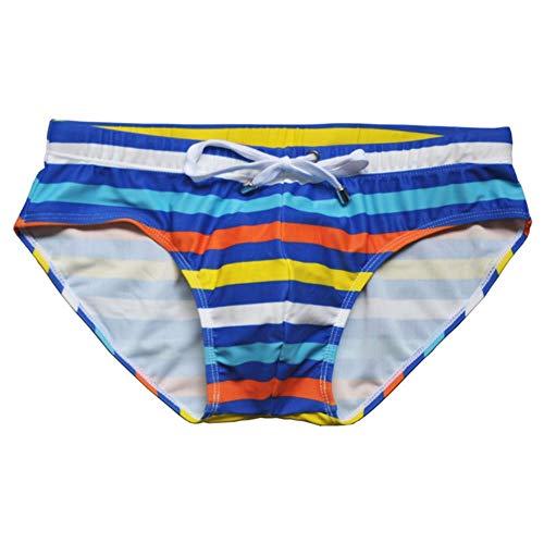 POMU Zwemkleding Sexy Mens Zwempakken Gay Pouch Flamingo Zomer Driehoekige Zwembroek Mens Zwemkleding