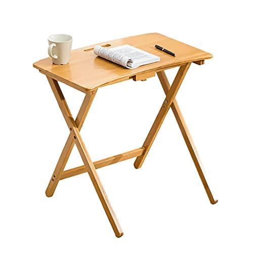 Escritorio Pequeño Tabla plegable del escritorio de la escritura de la oficina de la computadora Ningún asamblea Requerido Home Office Desk Workstation Estudio de la estación de trabajo Escritorio Mes