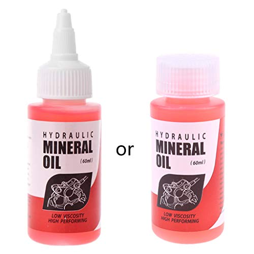 7haofang Bicycle Brake Mineral Oil System 60ml Fluid Cycling Mountain Bikes
