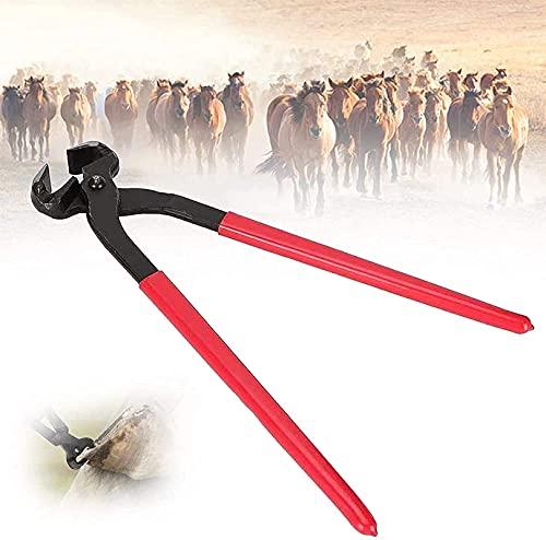 MARHD Zillo zoccolo clippers per scozzetto di capogrucchiera, zoccolo del coltello da cavallo, zoccolo del coltello da cavallo, strumento di cavallo di corriere, zafretta di cavallo pinzetta, trinkers