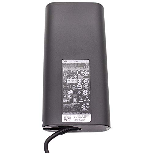 Dell New Genuine XPS 15-9550 15-9530 15-9570 15-9560 Laptop Adapter Power Supply 130W Please note adapter will only fit XPS 15 listed above Compatible Part no's 06TTY6 6TTY6 450-AGNQ 0KR0P