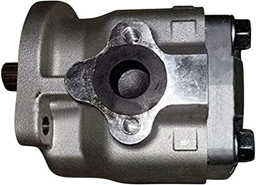QOHFLD Bomba de presión de Aceite hidráulico 31351-76100 31351-76102 Compatible con Kubot a Tractor L35 L2050DT L2250F L2350DT L2500DT L2550F L2600DT L2650F L3000DT