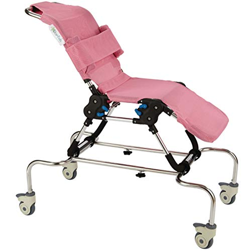 Great Deal! Shower Base and Trolley for Starfish Bath Chair, One-Size, Bathroom Support and Stabiliz...