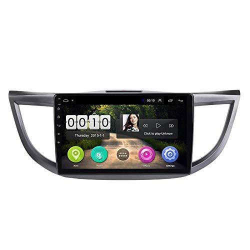 El estéreo del Coche con Pantalla táctil Android 10 admite Llamadas de Voz Bluetooth/USB/navegación GPS/Entrada AUX/FM/WiFi/Mirror Link/cámara de visión Trasera/SWC/Dab + / OBD2, pa