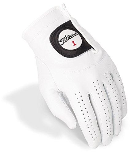 Titleist Players Glove; white; size:ML