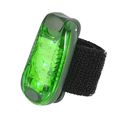 LQCN 2ST éclairage vélo LED Multi-Fonction Pince, Clip Facilement la lumière de la Queue, engins légers pour Les Coureurs, Les Enfants, Les Joggeurs, vélo, Chien, Marchant dans Les Accessoires