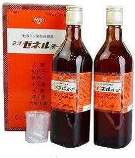 【第2類医薬品】ネオゼネル液-B 540mL×2 ×4