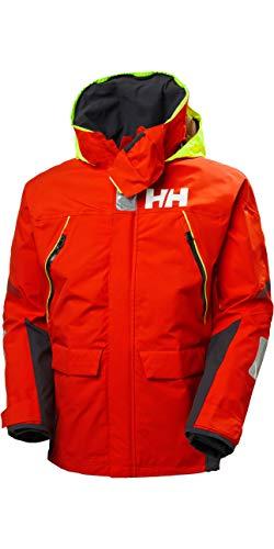 Helly Hansen Herren Skagen Offshore Jacke, rot, XL