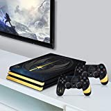 Controller Gear Authentic and Officially Licensed Star Wars Jedi: Fallen Order - Jedi Starfield PS4 Pro Console & Controller Skin - PlayStation 4