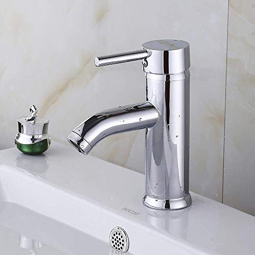 Brass Holder kraan Single Hole platform Hot Cold Water Tap kl012003
