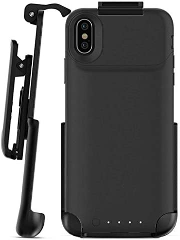 Encased Belt Clip Holster Compatible with Mophie Juice Pack Air iPhone X Case is Not Included product image