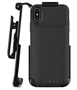 Encased Belt Clip Holster - Compatible with Mophie Juice Pack Air - iPhone X  Case is Not Included