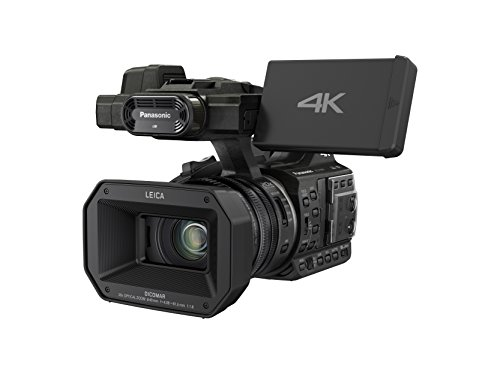 Panasonic HC-X1000 4K Ultra HD Professional Camcorder