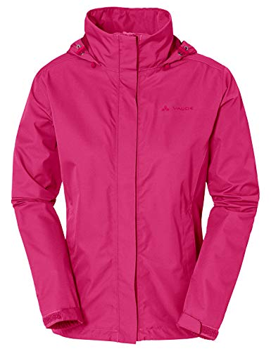 VAUDE Damen Jacke Women's Escape Light Jacket, bramble, 38, 03895