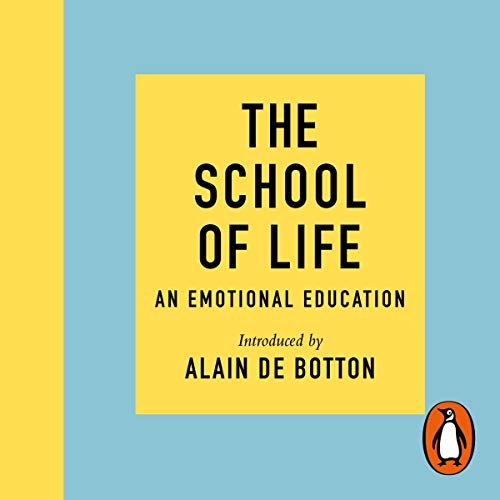 The School of Life audiobook cover art