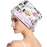 Gorro eléctrico para el cabello Gorro térmico para spa para el cabello Tratamiento térmico para el c...