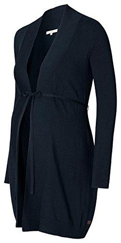 Noppies Damen Umstands Strickjacken Cardigan Knit Ls Jessi 1 70461, Blue (Dark Blue C165), 42 (Manufacturer Size:XL)