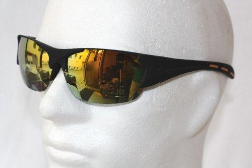 Coole uomo occhiali da sole da donna Designer Biker occhiali da ciclismo sport KT di 322, REVO-GELB VERSPIEGELT-SGP1168