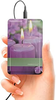 Cure Stress Device - Purple Candles Style