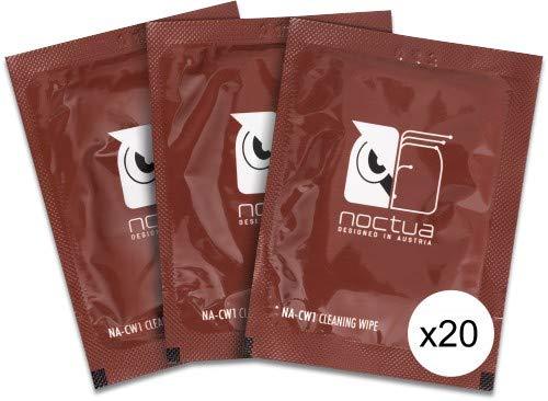 Noctua NA-SCW1, Reinigungstücher für Wärmeleitpaste (20 Stück)
