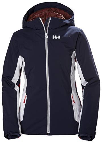 Helly Hansen Damen Jacke Majestic Warm, Navy, L, 65678