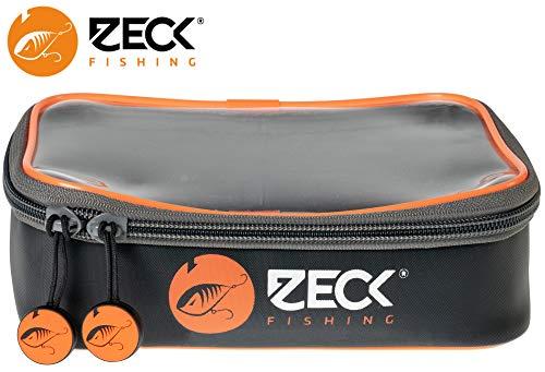 Zeck Window Bag Predator M - Tackletasche für Angelzubehör, Angeltasche für Angelhaken, Jighaken & Kleinteile, Kleinteiletasche