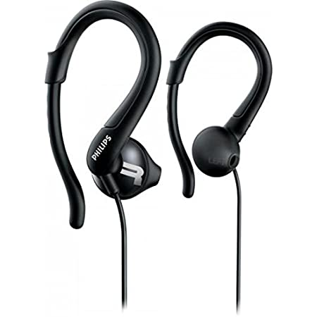 Philips Actionfit Sports Headphones Shq1 250tbk Elektronik