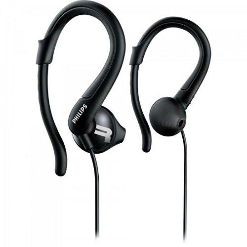 Philips SHQ1250TBK/00 Actionfit Sport Kopfhörer schwarz