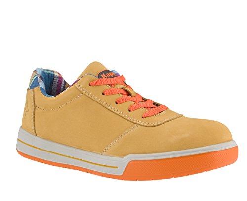 KAPRIOL Maverick Basse - Zapato de seguridad (beige), Beige (beige), 45 EU