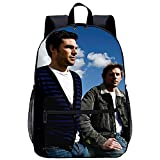3D Printed School Bag for Boys Girls Travel Rucksacks-Groove Armada-Suitable for: elementary and middle school students, boys and girls, the best choice for travelers-Size: 45x30x15 cm/17 inches Sch