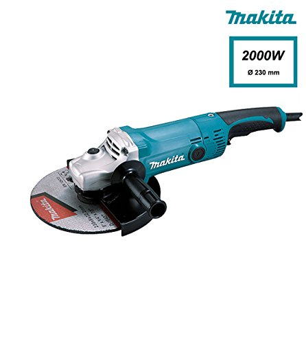 Makita GA9050KX haakse slijper 230 mm 2000 W