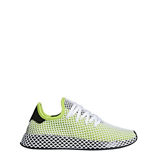 adidas Mens Deerupt Runner Lace Up Sneakers Shoes Casual - Green - Size 10.5 D