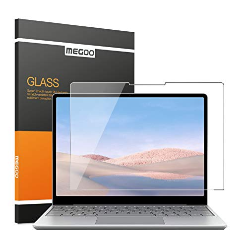 """Price comparison product image Megoo Surface Laptop Go 12.4"""" Glass Screen Protector"""
