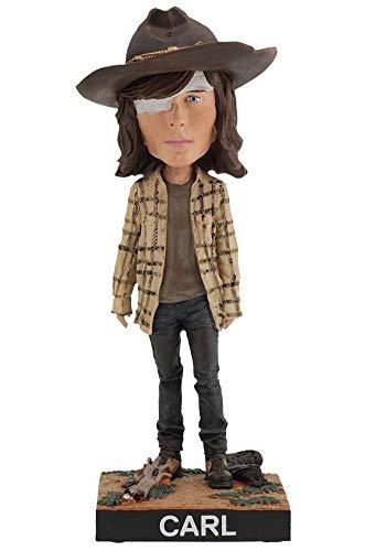 Royal Bobbles - Muñeco cabezón de Carl Grimes - The Walking Dead