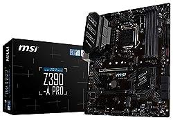Image of MSI Z390-A PRO LGA1151...: Bestviewsreviews