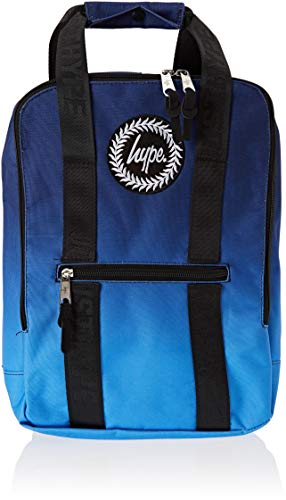HYPE - Fade Box Bag, Mochilas Unisex adulto, Multicolor (Navy), 30x41x15 cm (W x H L)