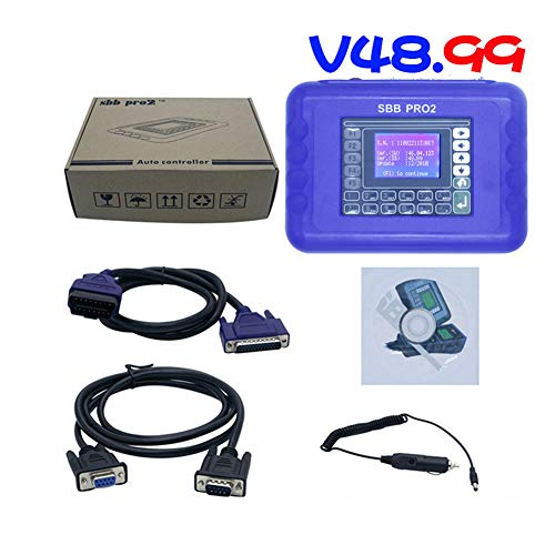 2019 SBB Pro2 V48.99 Key Programmer, Updated to 12/2018,Support New Cars up to 2017,Support for Toyota G Chip with Best Quality