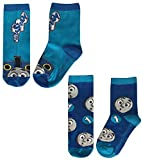 Thomas and Friends Boys Socks - Pack of 2 (9-12 UK Shoe Size)