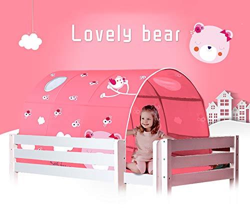 Kindertenten Bed, Tunneltent, Speeltenten voor kinderen Speelhuisje Draagbare opvouwbare kindertent Speelgoed voor ruimte Jongens Meisjes Speeltent Ontdekking Kind Spelen