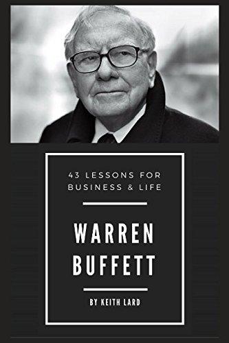 Real Estate Investing Books! - Warren Buffett: 43 Lessons for Business & Life