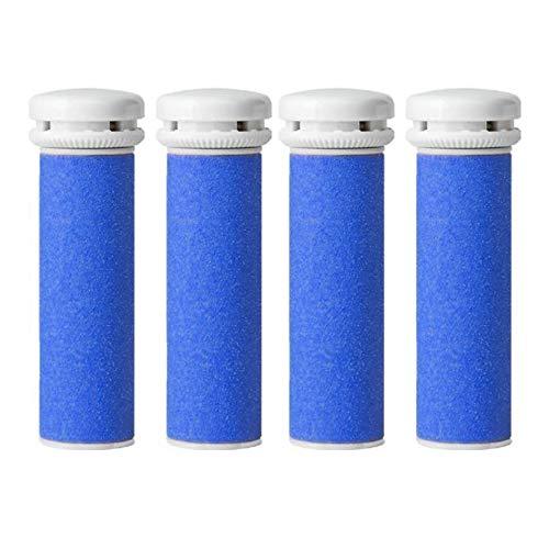 Emjoi Micro-Pedi Refill Rollers - Pack of 4