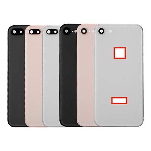 All Gadget - Cover posteriore in vetro di ricambio per iPhone 8/8Plus