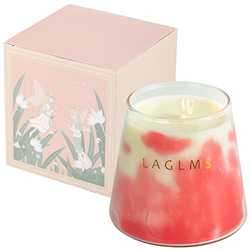 LAGLMS Jar Scented Candle for Home, Large Candles Gifts for...