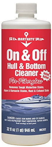 MaryKate On and Off - Hull and Bottom Cleaner, 32 fl oz