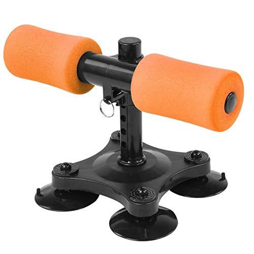 SALUTUYA Dispositivo de Ejercicio Abdominal Equipo Ligero de Fitness, para Gimnasio(Orange)