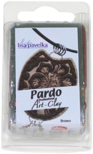 PARDO Art Clay 56g-Brown